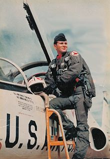 Mesothelioma Attorney Jack K. Clapper U.S. Air Force Pilot